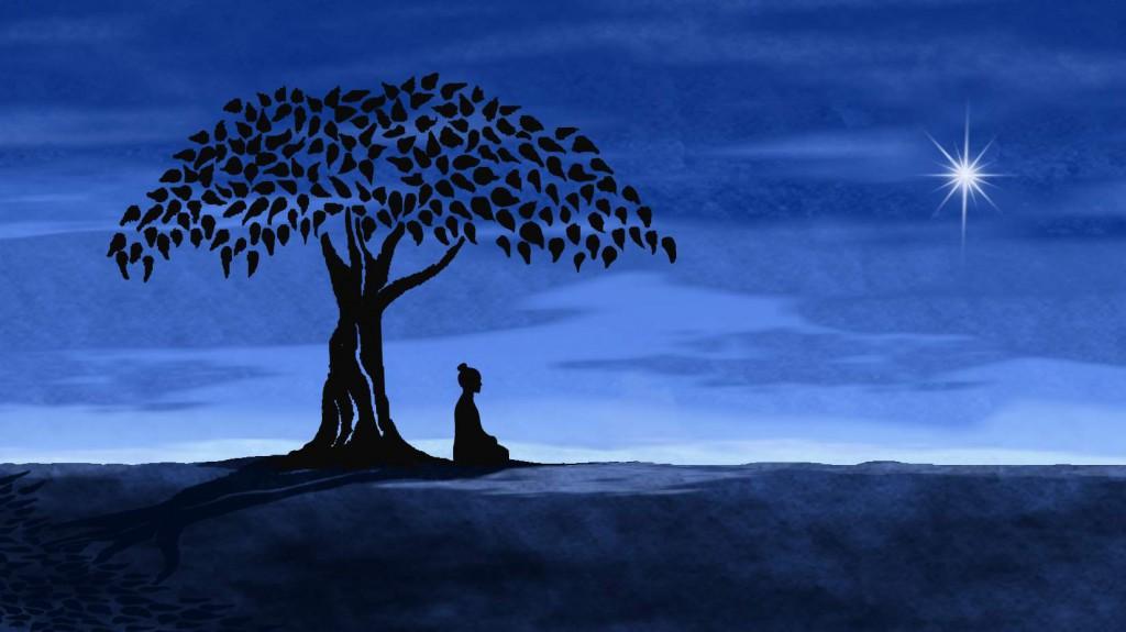 Médiation de Bouddha