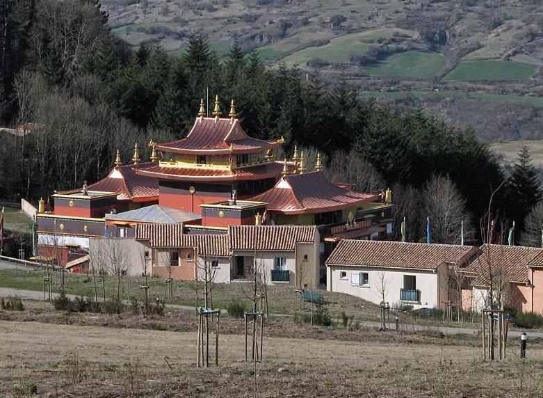 Centre bouddhiste en France