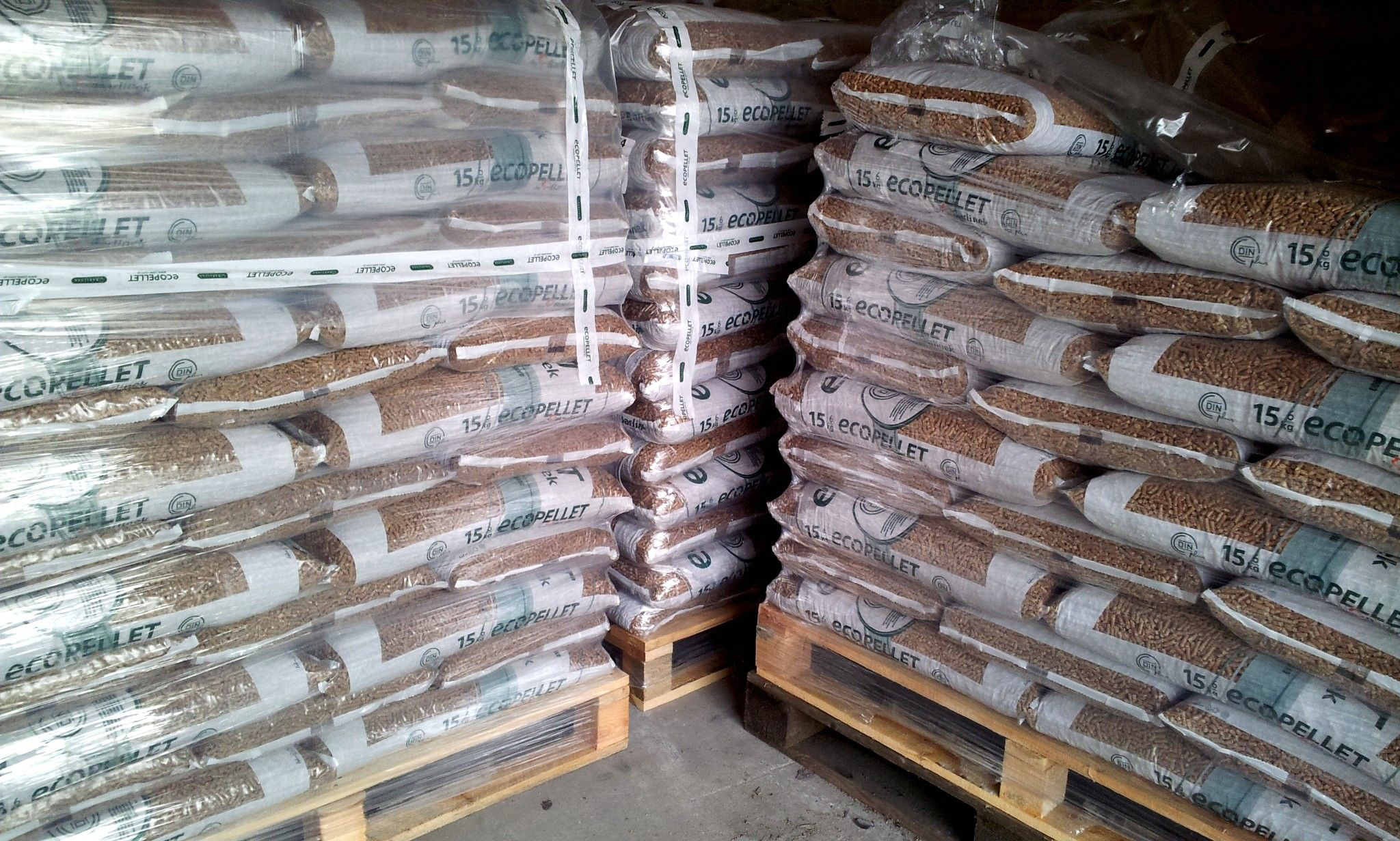 Les chaudi res bois - Granules de bois bricomarche ...