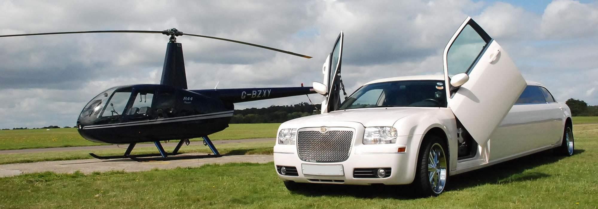 Limousine de luxe