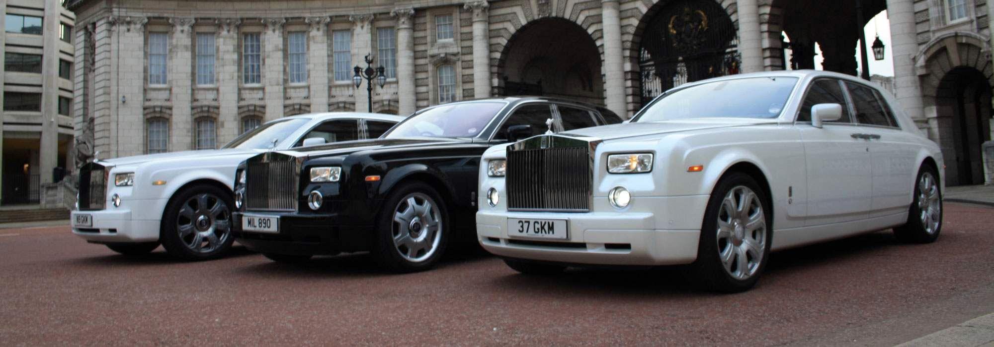 Un large choix de modèles de Limousines