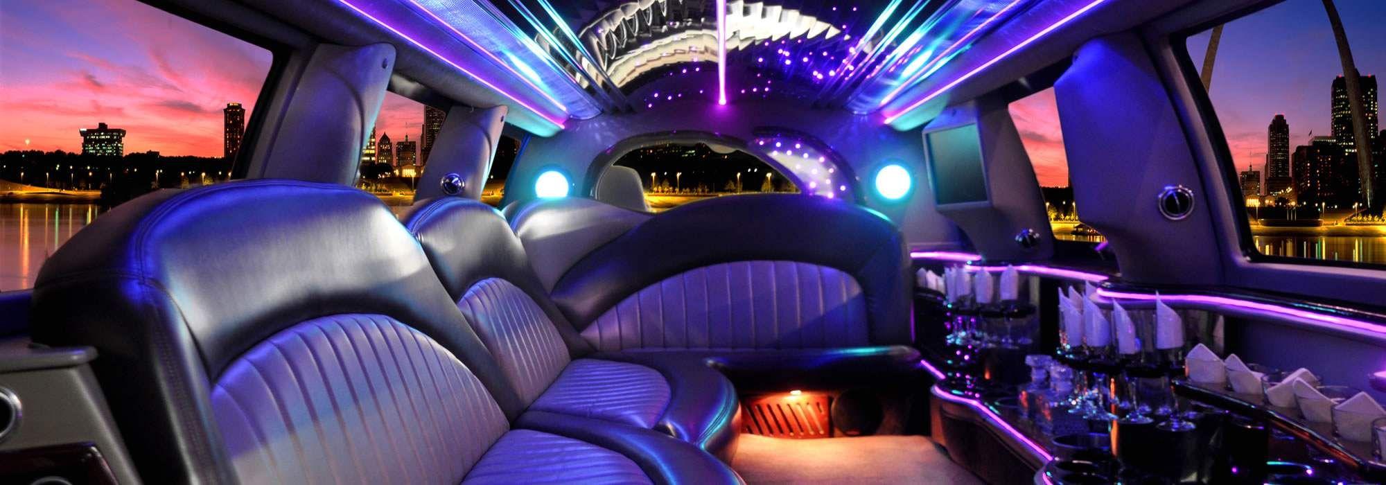 Limousine Lincoln Stretch 2000