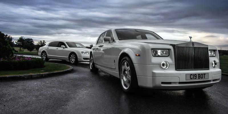 Limousines de luxe
