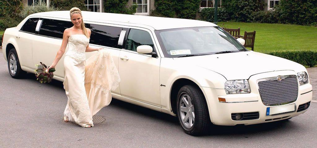 Location de Limousine pour mariage et évènements