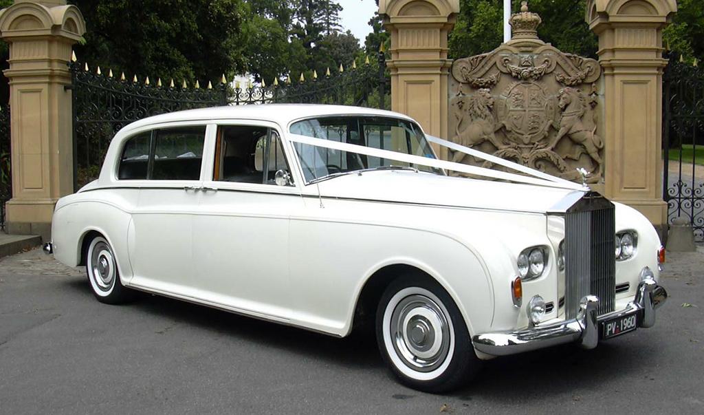 Location de Rolls Royce pour mariage